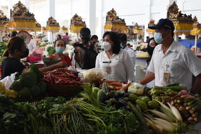 Jelang Idul Fitri, Disperindag Kota Denpasar Pantau Harga Kebutuhan Pokok