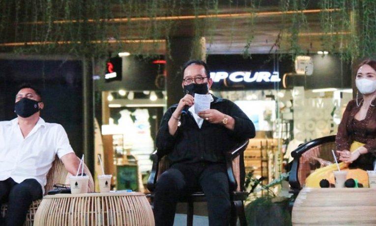 Wagub Cok Ace Dorong Pengembangan UMKM Utamakan Potensi Daerah