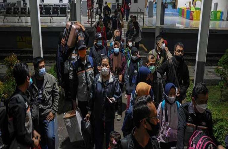 Cegah Penularan Covid, Pemerintah Siapkan Antisipasi Maksimal Arus Balik Lebaran