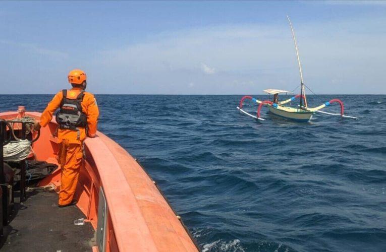 Dua Hari, Nelayan Asal Benoa yang Jatuh dari Jukung Belum Ditemukan