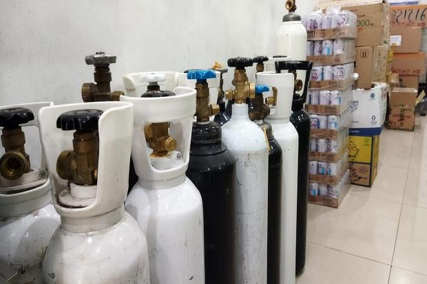 Polri Ungkap 33 Kasus Timbun Obat dan Tabung Oksigen di Sejumlah Daerah