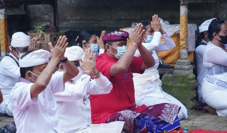Ketua DPRD Karangasem Apresiasi Proyek Penataan Pura Besakih