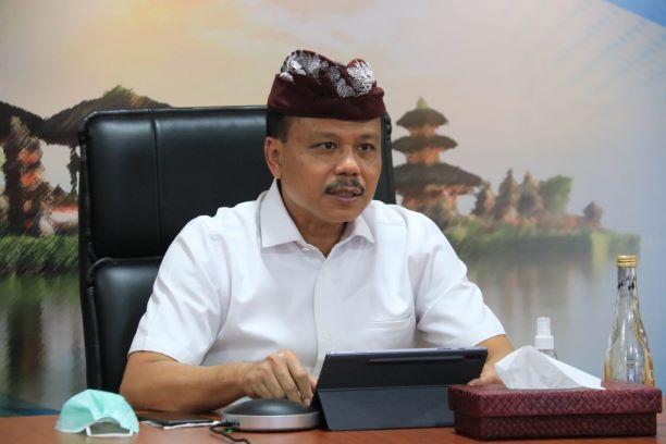 Sekda Bali Harap Riset Kebencanaan BNPB Hasilkan Kajian Bermanfaat