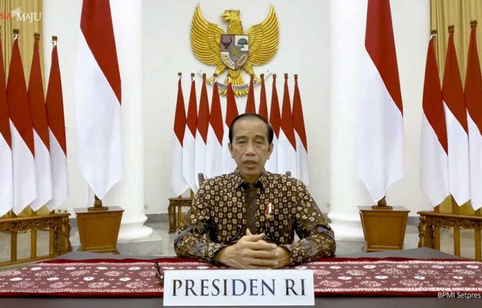 Jokowi: Kasus Covid-19 Alami Tren Penurunan Selama PPKM Darurat