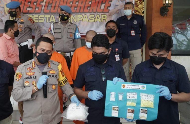 Bekuk Pengedar, Polisi Temukan 1 Kg Sabu dan 230 Butir Ekstasi