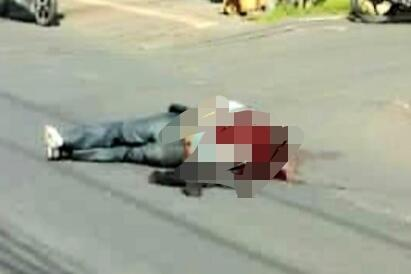 Seorang Pria di Denpasar Tewas Bersimbah Darah Setelah Dibunuh dengan Sajam