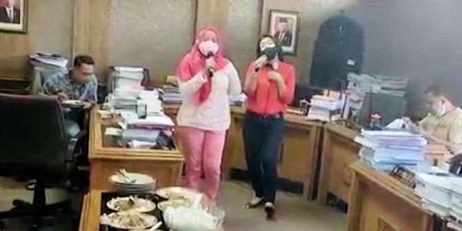Video Anggota DPRD Solo Berkaraoke saat PPKM Darurat Jadi Sorotan