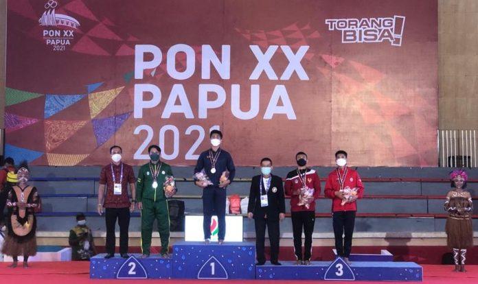 Bali Kembali Mendulang Medali Perunggu dari Cabor Judo
