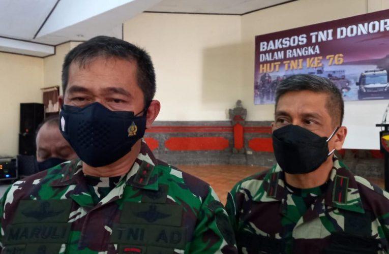 Pangdam Udayana Sebut Butuh Keberanian Menangani Pandemi Covid