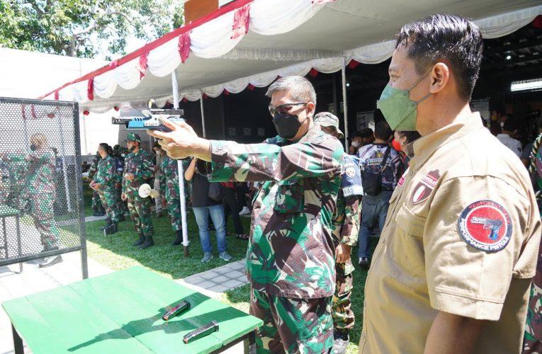 Danrem Harapkan Lahir Atlet Tembak Berprestasi Nasional dan Internasional dari Bali