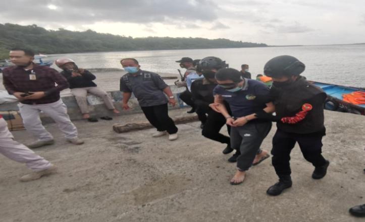 Bandar Narkoba Penghuni Lapstik Bangli Dipindah ke LP Nusakambangan
