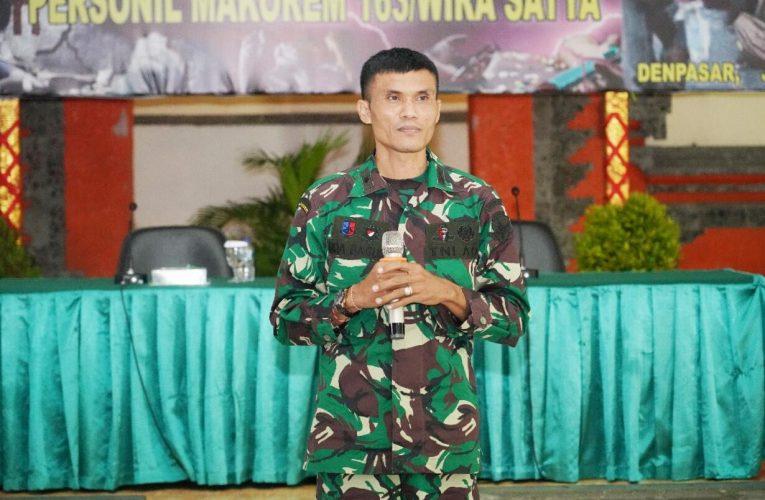 Tempati Jabatan Baru di Dispenad, Mayor Bagus Tinggalkan Korem 163/Wira Satya
